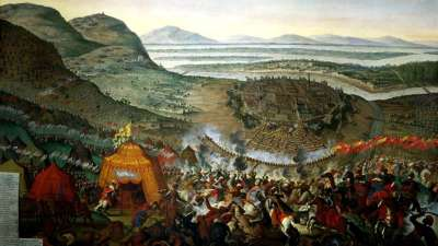 Битва при Вене 1983 год