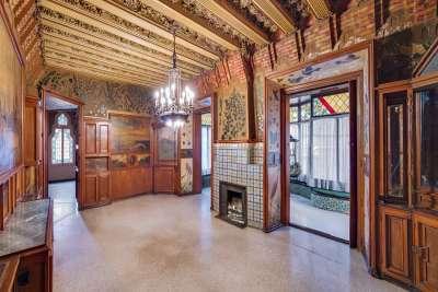 Дом Висенс внутри