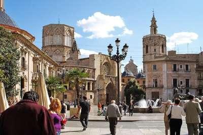 Достопримечательности старого города Валенсия
