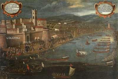 Изгнание мусульман из Валенсии