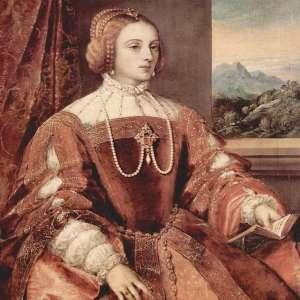 Королева Изабелла