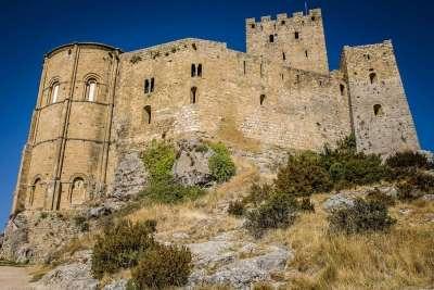Стены замка