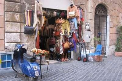Улица del Governo Vecchio