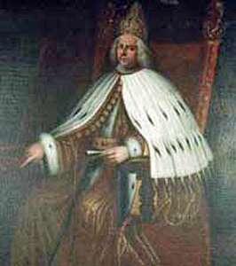 Франческо Морозини. Главнокомандующий венецианских войск, под чьим предводительством был частично разрушен Парфенон