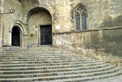 Вход в Королевский дворец