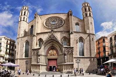 Иглесия де Санта Мария дель Мар