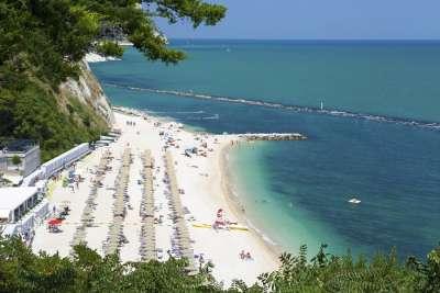 Пляжи Марке