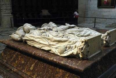 Гробница Сида Кампеадор и его жены