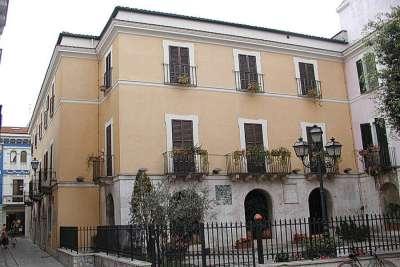 Дом-музей Габриэло Аннуцо