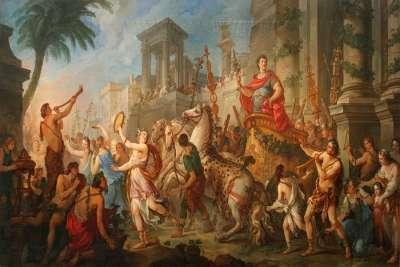 Марк Антоний в Эфесе