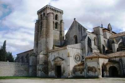 Монастырь Лас-Уэльгас