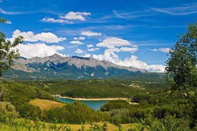 Национальный парк Италии.