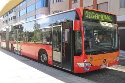 Общественный транспорт Бургоса
