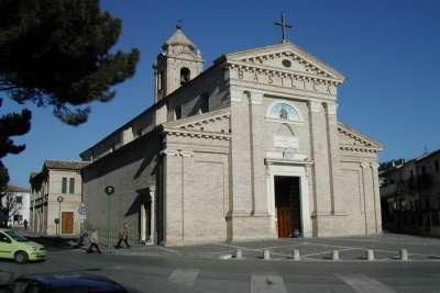 Пескара. Церковь Богоматери семи скорбей