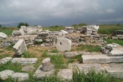 Руины Герайона