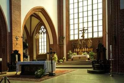 Собор Святой Марии Магдалины внутри