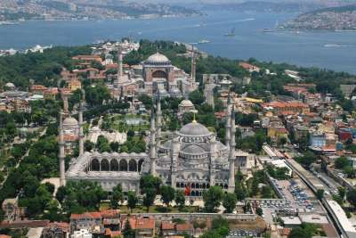 Султанахмет - мекка для туристов