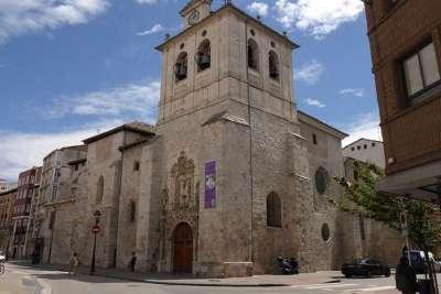 Церковь Сан Эстебан