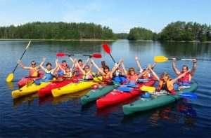 Активный отдых в Финляндии
