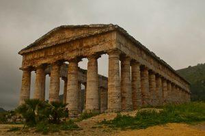 Храм богини Геры на горе Олимп