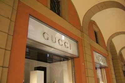 Gucci в Болонье