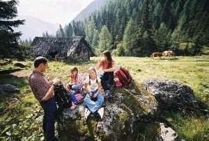 Активный отдых в Штирии