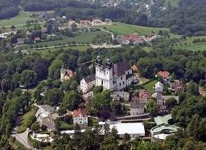 Завораживающий город в Австрии