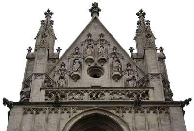 История Церкви Мария ам Гештаде