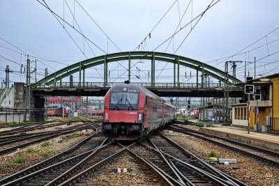 Австрийская железная дорога (ÖBB)