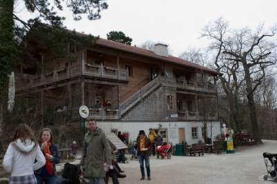 Старинный зоопарк