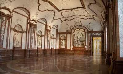 История дворца