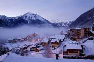 Французкие Альпы