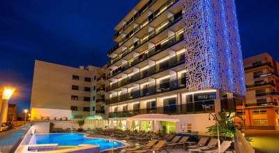 Лучший отель Барселоны - «Аура»