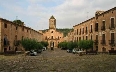 Монастырь Сантес-Креус в наши дни