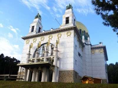 Церковь Ам-Штайнхоф (Kirche am Steinhof)