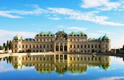 Бельведерский дворцово-парковый комплекс