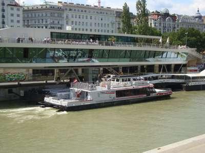 Водный транспорт в Вене