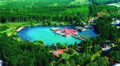 Хевиз - райское озеро