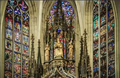 Красота церкви