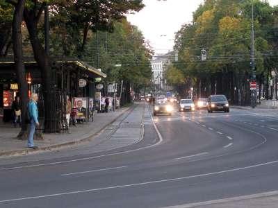 Рингштрассе (Ringstrasse)