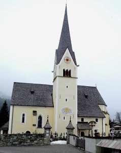 Ваграйн. Церковь.