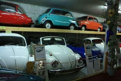 В Музее ретро автомобилей