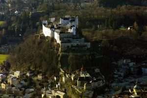 Крепость Гогензальцбург