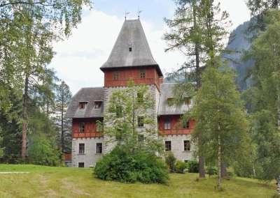Замок Бёкштай