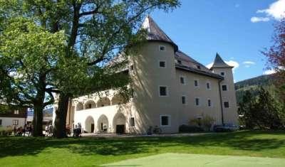Замок Тандалир.