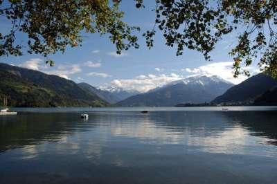 Озеро Целлер-зе