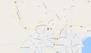 Санкт-Гильген на карте