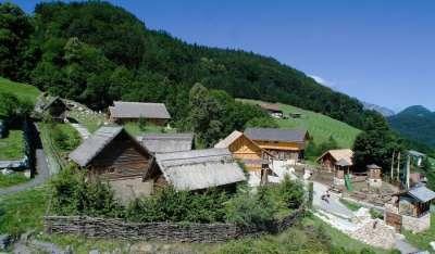 Кельтская деревня