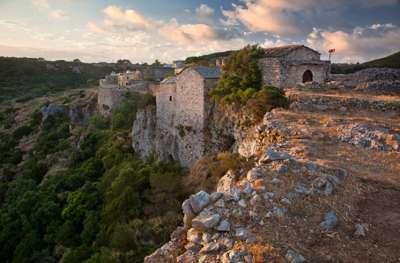 Венецианская крепость Ката Хора