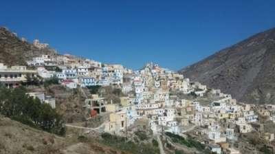 Деревня Олимпос
